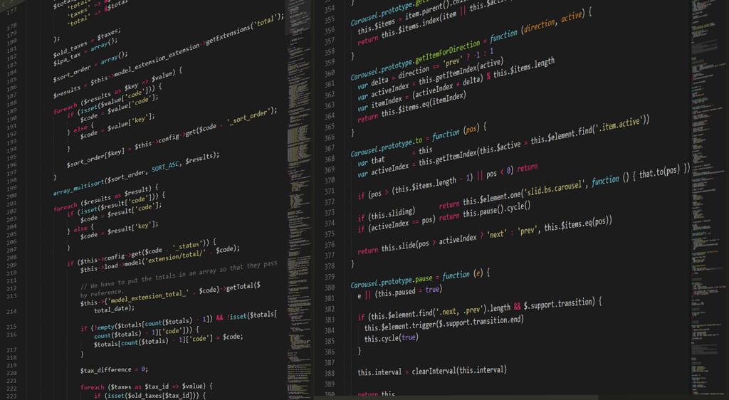 プログラミングエディタを使いこなして作業効率を上げよう!