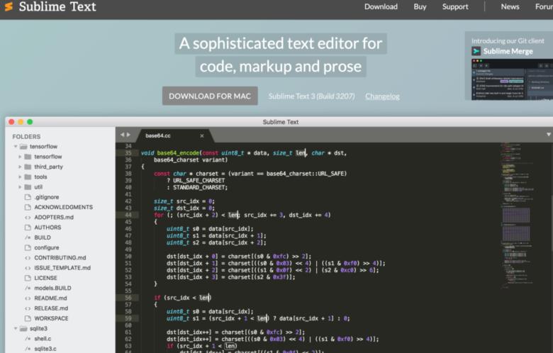 プログラミングエディタ選びならこれ!使い勝手&デザインが良い「Sublime Text」